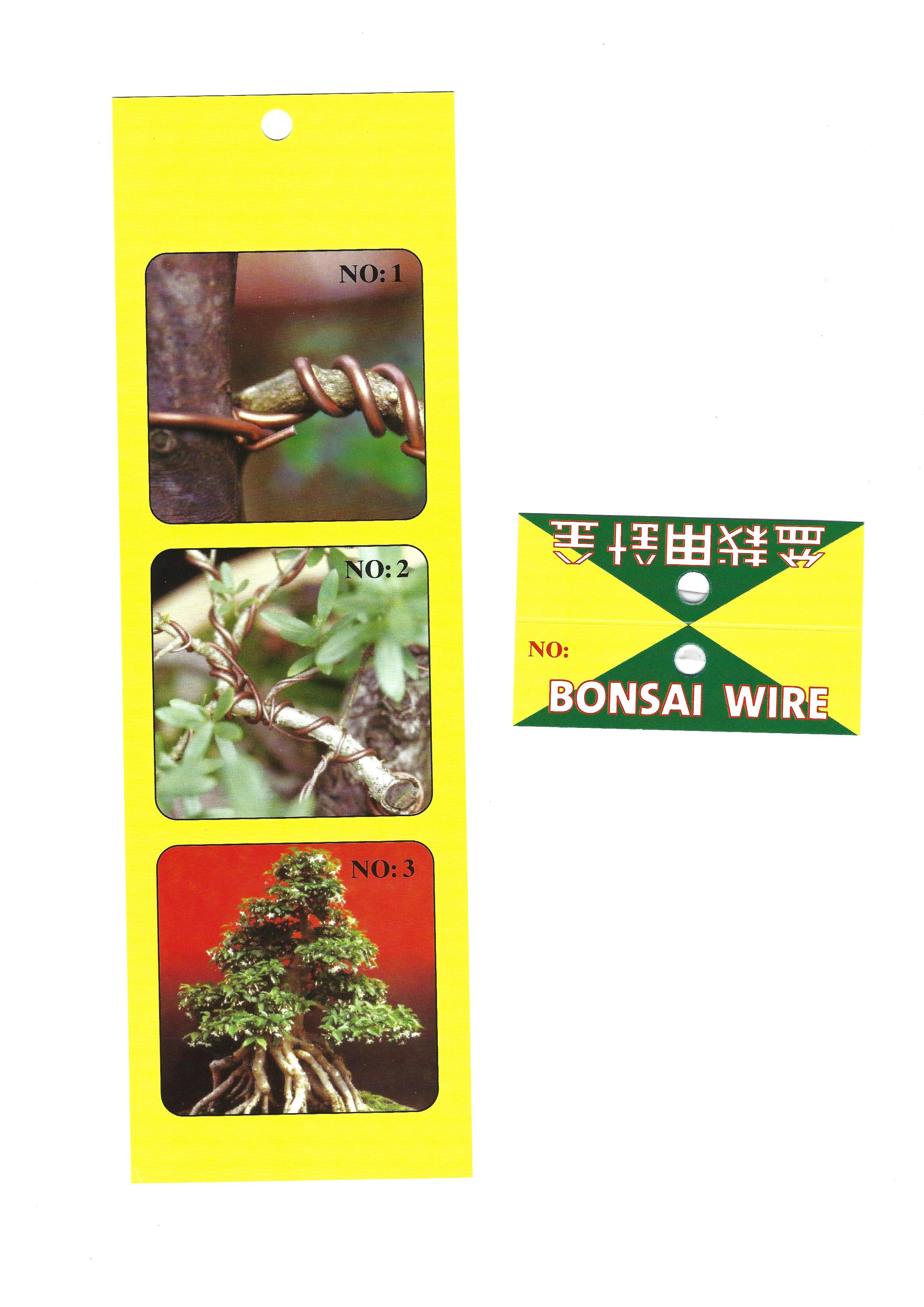 Ferti Products M Sdn Bhd Wiring Bonsai Branches Copper Wires Made Specifically For Bending Tree Comes With Different Thickness Size No 1 Is 45 Mm 2 35 3 25